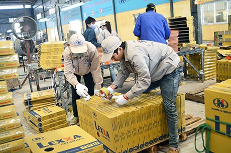 Xuất khẩu lao động tiếp tục vượt khó